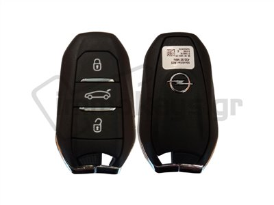 Remote για OPEL GRAND LAND X, CORSA F, CROSSLAND, KEYLESS GO